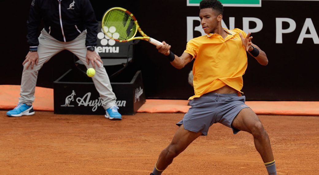 Auger-Aliassime, 18, to play Berrettini in Stuttgart final | AP sports
