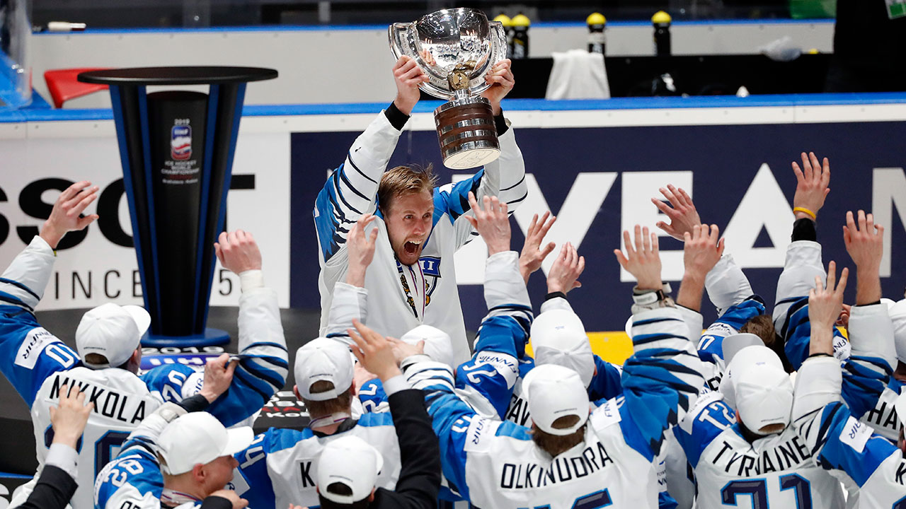 All the glitters is not gold for Canada. Finland takes top spot at World Championships
