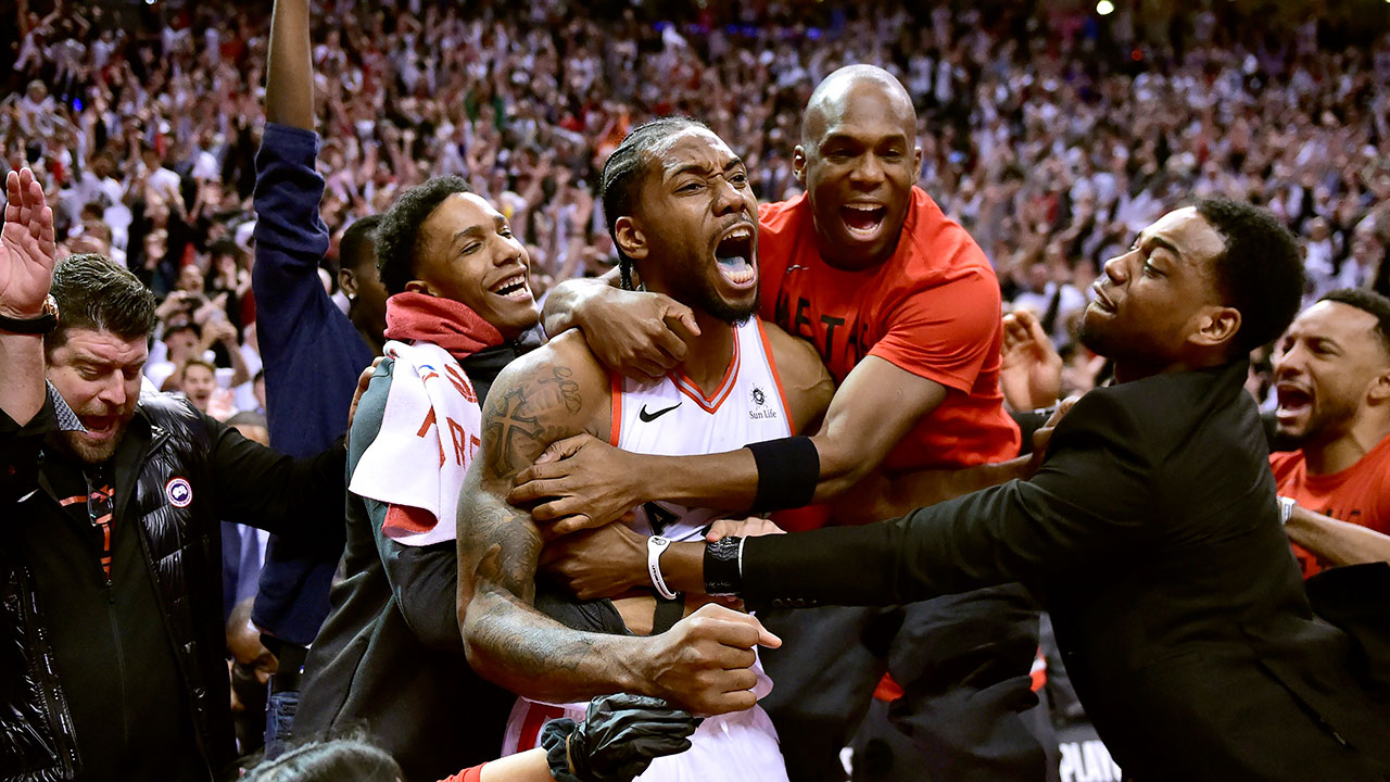 219700e0aec7 What they re saying about Kawhi s historic Raptors series-clincher -  Sportsnet.ca