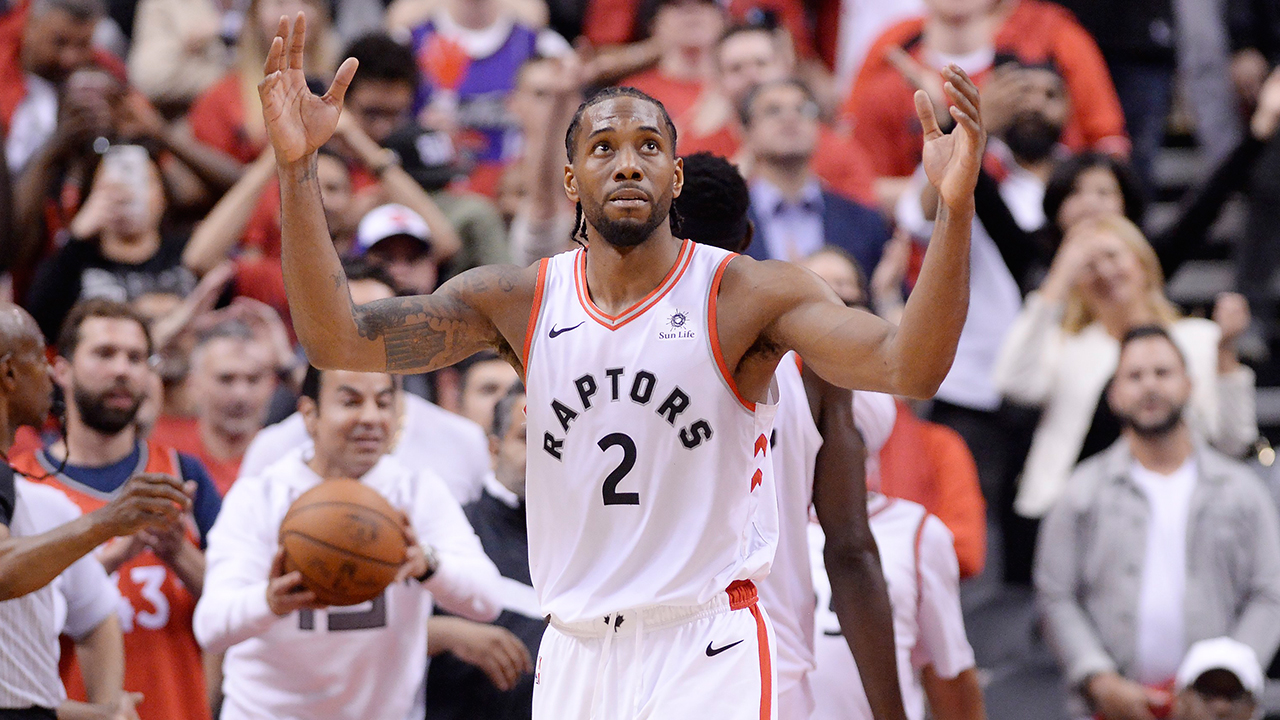 Raptors have reason to believe they can go to places they've never been