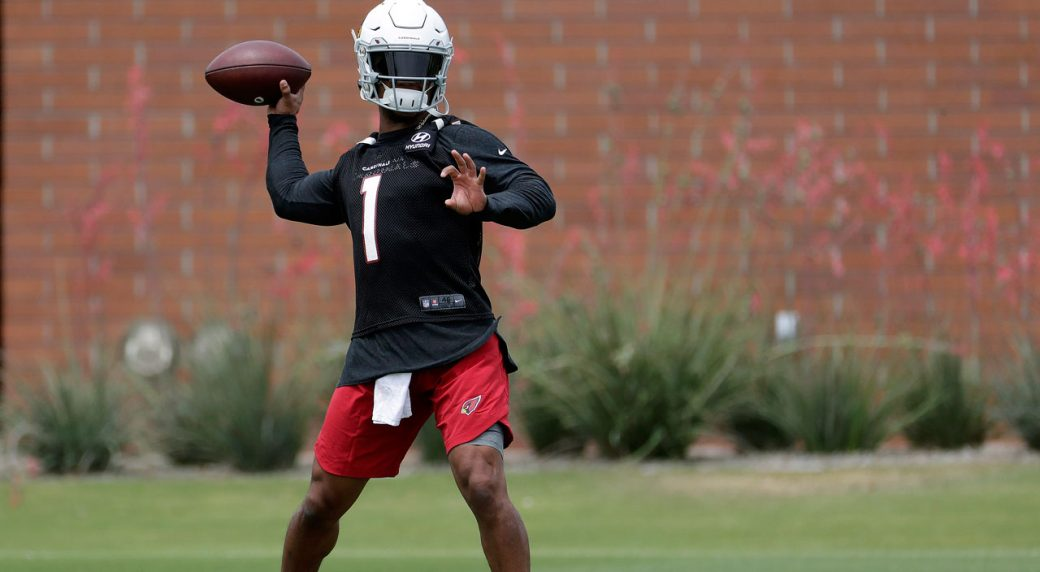 Cardinals' Murray makes impression in first NFL practice Sportsnet.ca