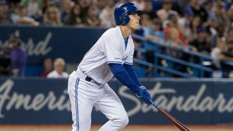 MLB-Blue-Jays-Biggio-swings-against-Padres