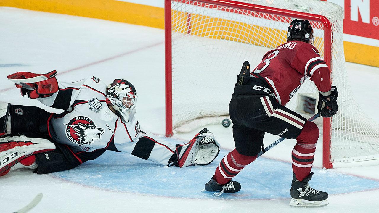 Toropchenko's memorable first helps Storm win Memorial Cup opener - Sportsnet.ca