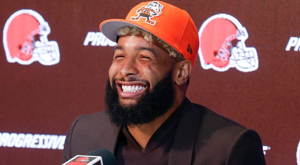 b7561c75 Browns coach says Beckham Jr. missed 'a lot' by skipping practices ...