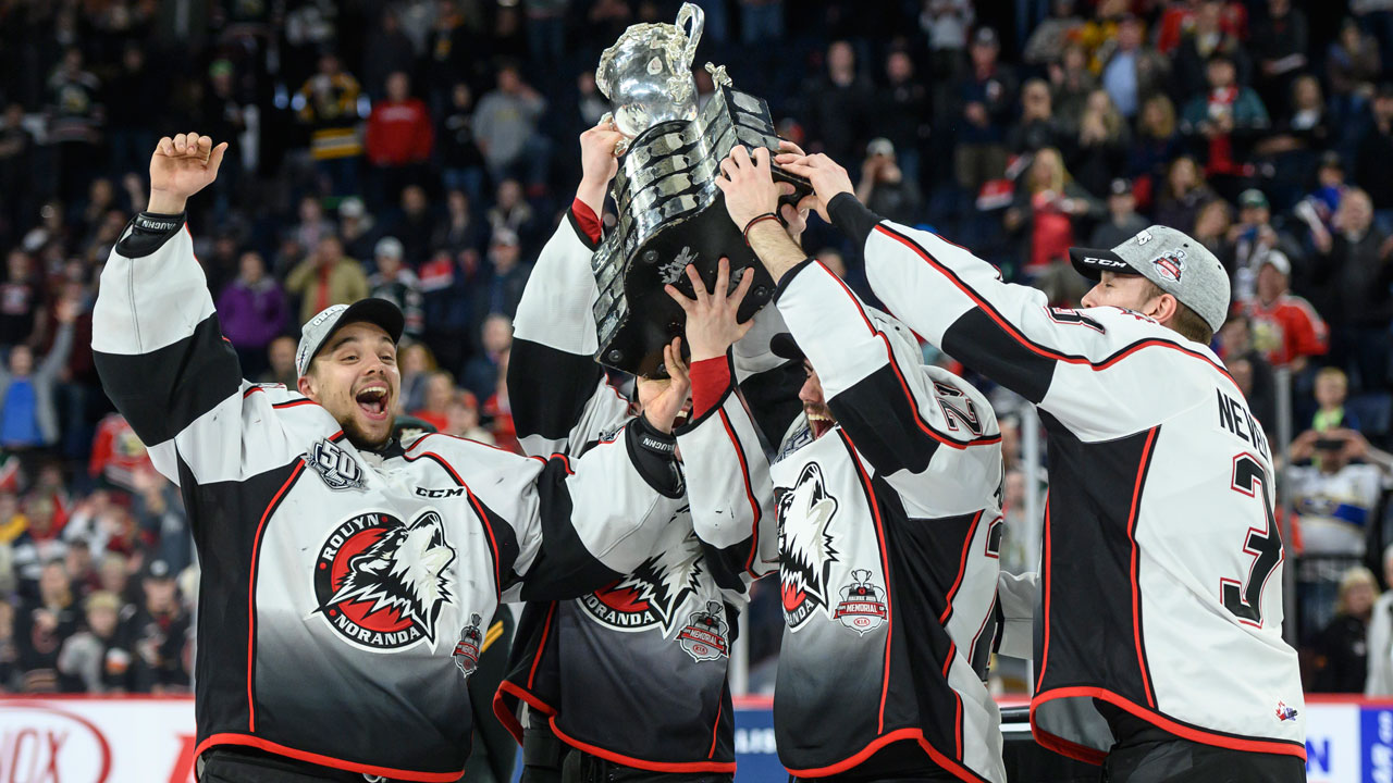 Huskies win their first Memorial Cup with a comeback in hostile territory