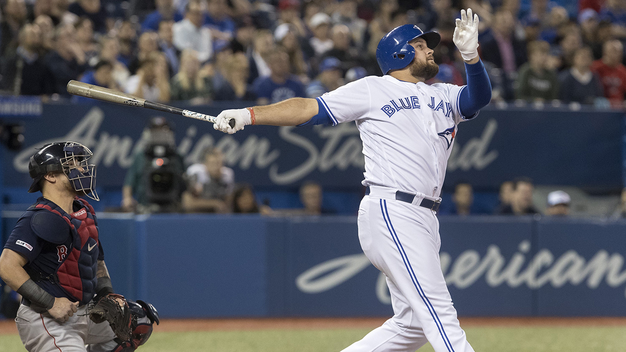 Tellez's outburst comes at ideal time as Blue Jays earn rare easy win