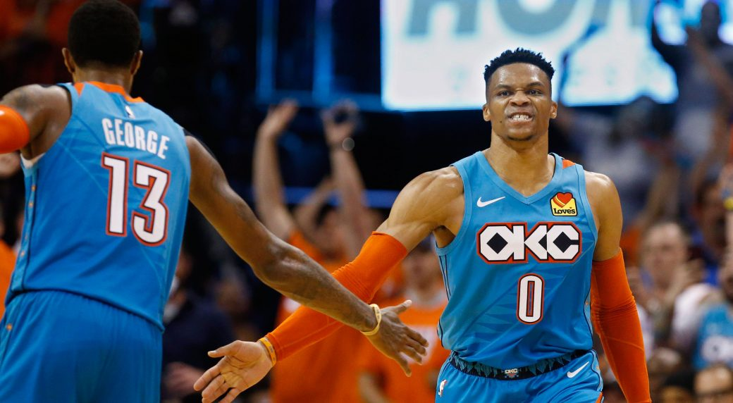 Russell Westbrook underwent surgery on his finger and right knee