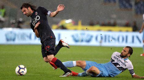 Soccer-Bologna-trips-against-Lazio