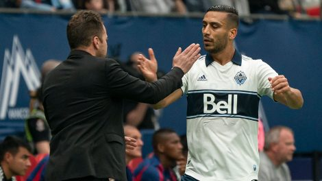 Soccer-MLS-Whitecaps-Adnan-celebrates-after-goal