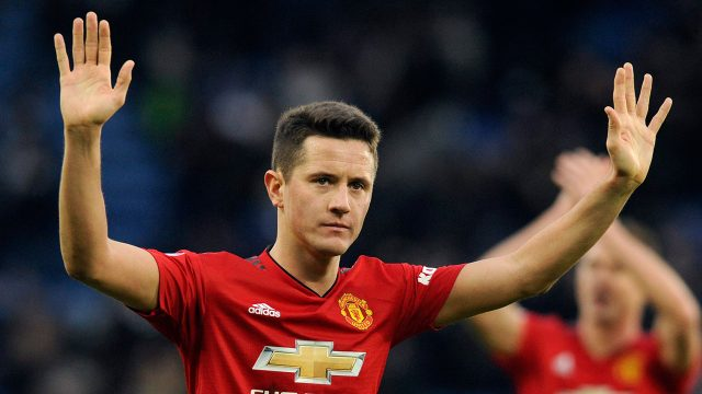 Soccer-Premier-League-Herrera-celebrates-win