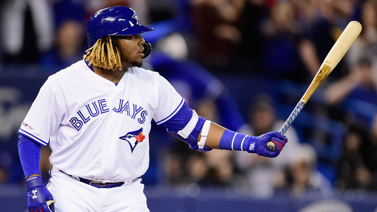 Morosi uses analytics to reassure Blue Jays fans about Vladdy