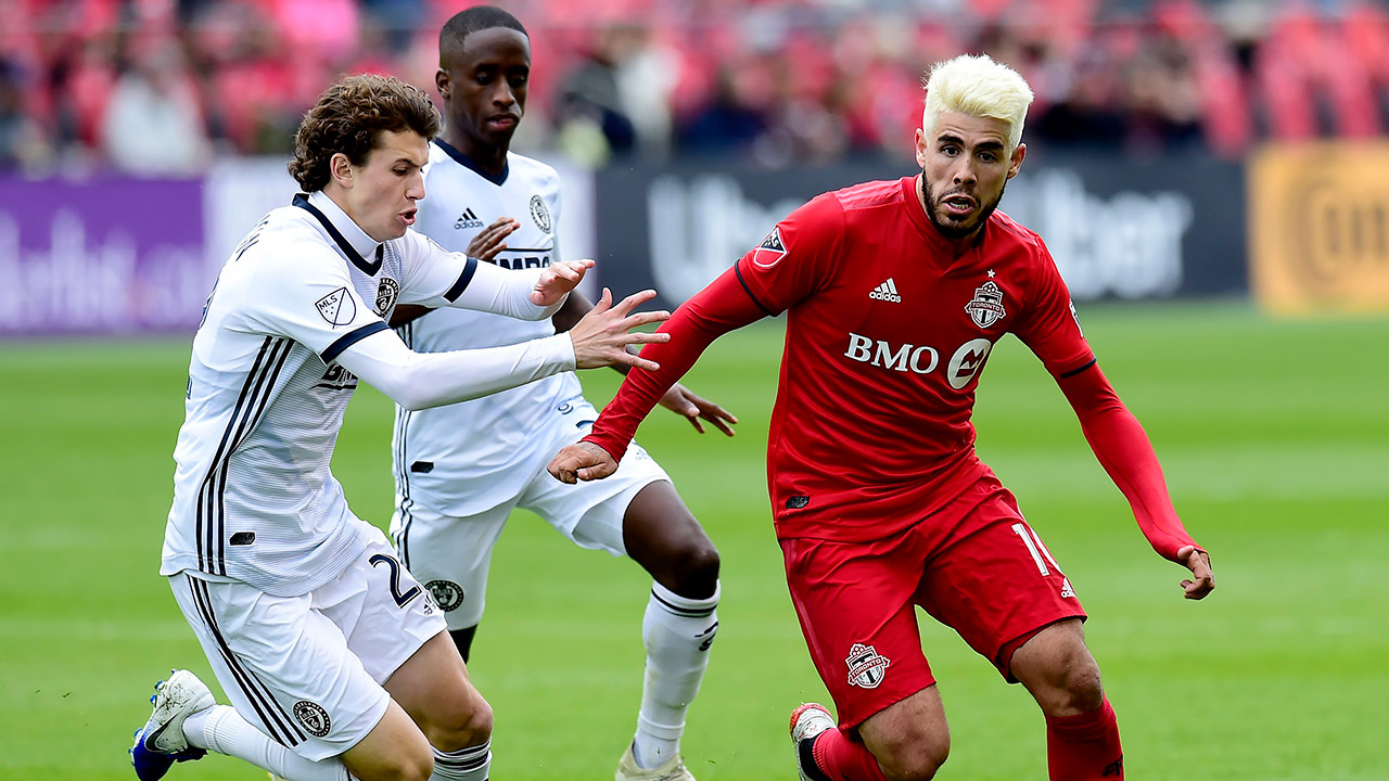 Toronto FC's Pozuelo, Canada's Kaye going to MLS all-star game