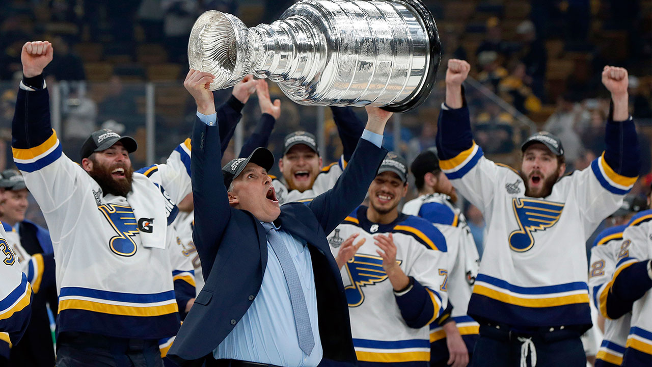 c169dfbf2fe Twitter Reaction: St. Louis Blues win Game 7 and the Stanley Cup ...