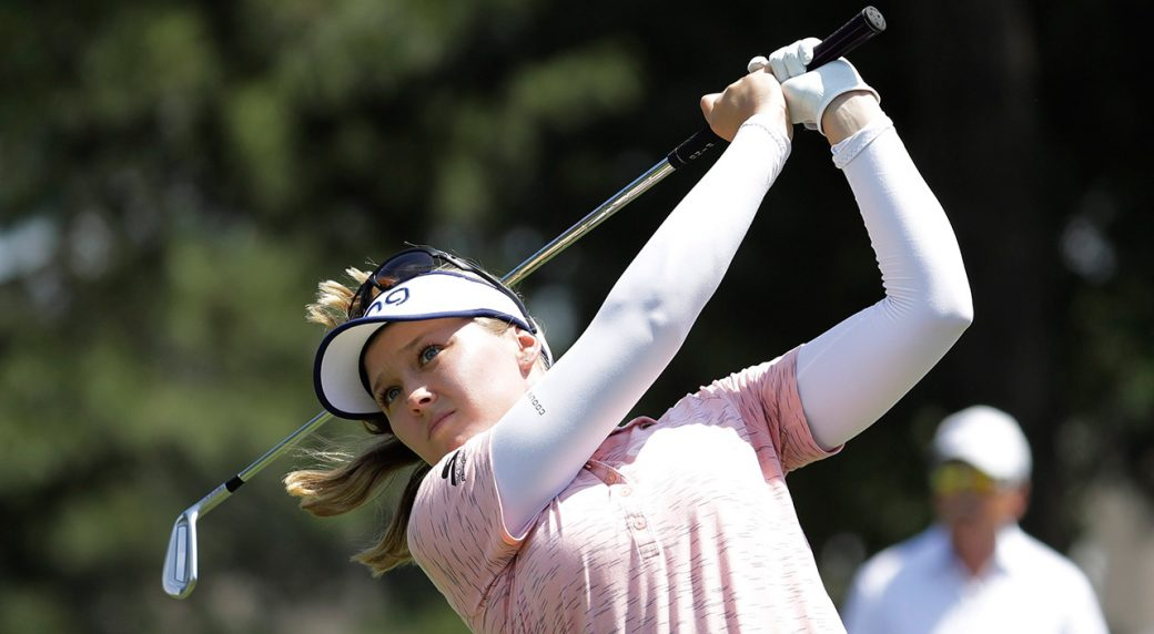 Brooke Henderson makes history with win at Meijer LPGA Classic