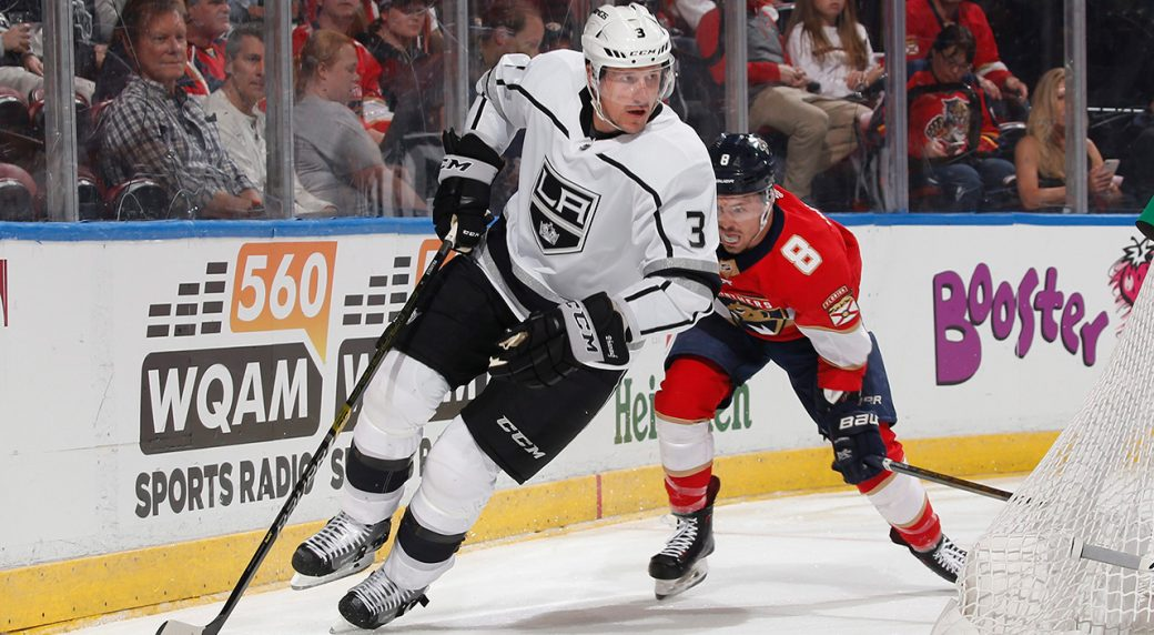 LA Kings buy out remainder of contract for D Dion Phaneuf
