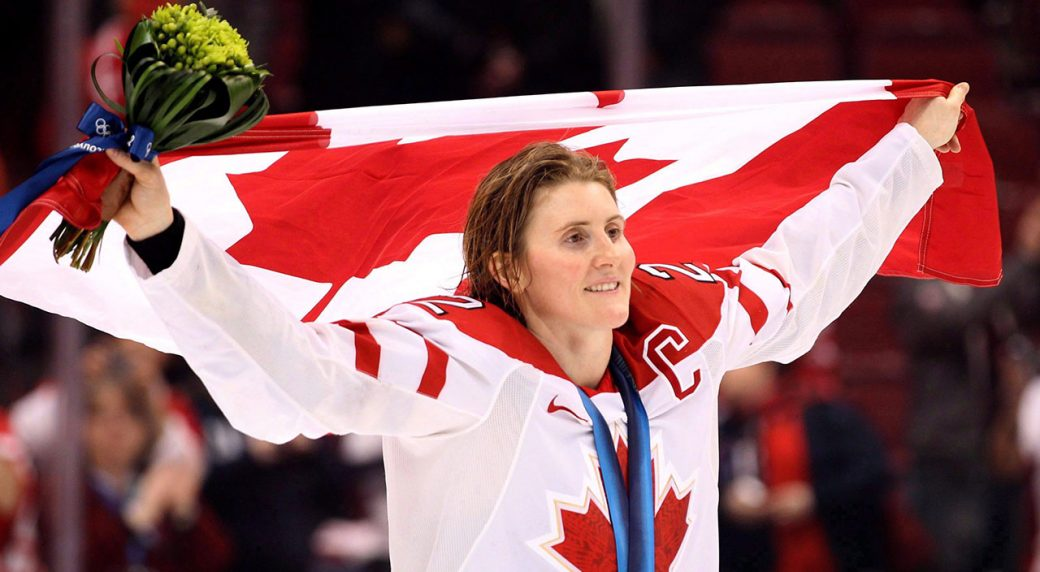 7th woman headed to Hockey Hall of Fame | NHL