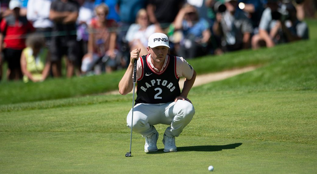 McIlroy earns share of Canadian Open lead