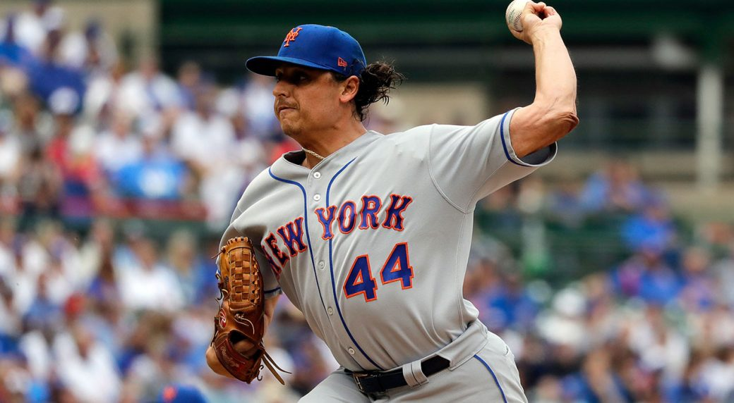 Mets pitcher Jason Vargas threatens to 'knock out' reporter after team's loss
