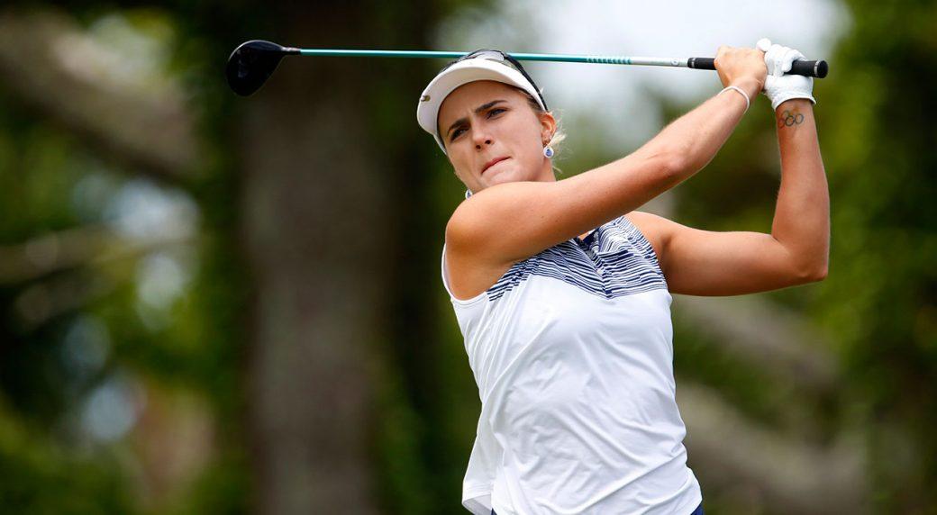 Lexi Thompson stages comeback to win ShopRite LPGA Classic