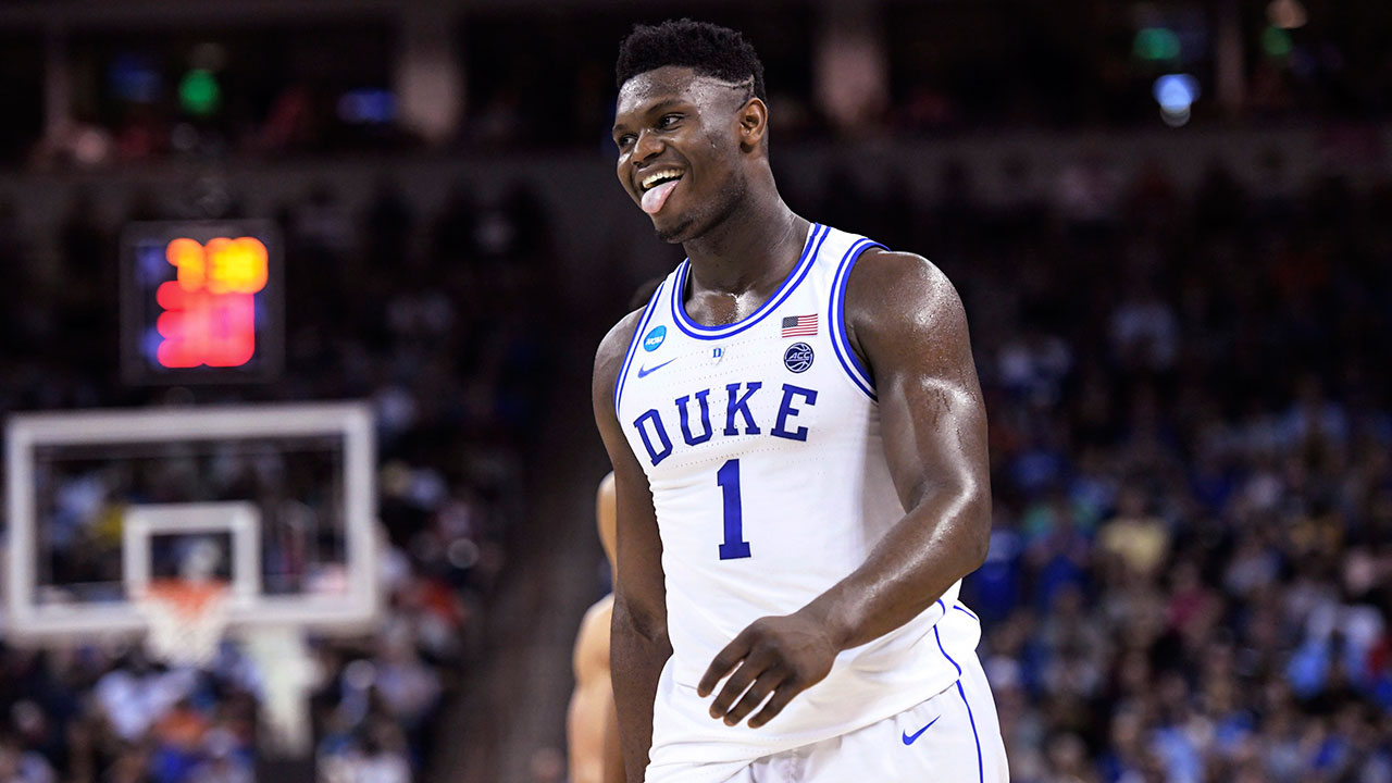 Nba-duke-zion-williamson-reacts-after-call