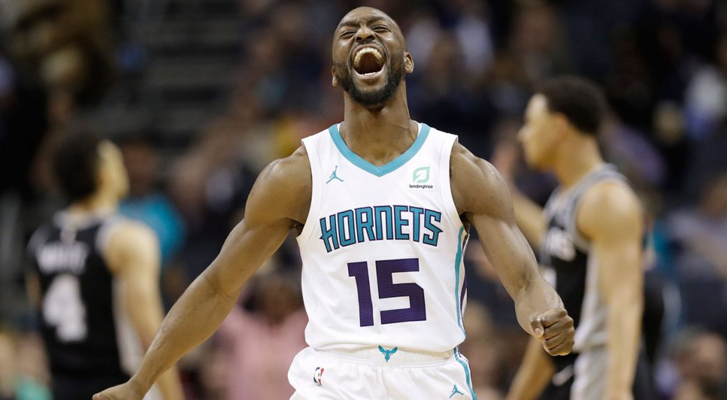 Kemba Walker willing to take less money to stay with Hornets