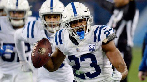 NFL-Colts-cornerback-Moore-celebrates-after-interception