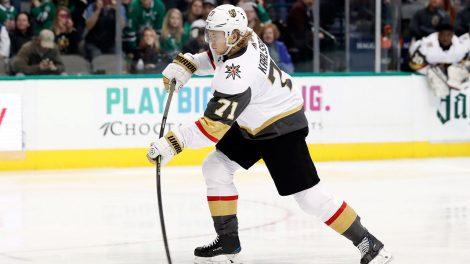 NHL-Knights-Karlsson-shoots