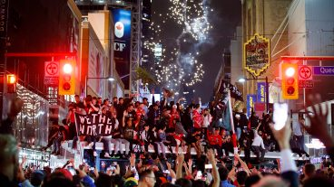 fans-celebrate-in-the-streets-of-toronto-following-the-raptors-nba-finals-victory