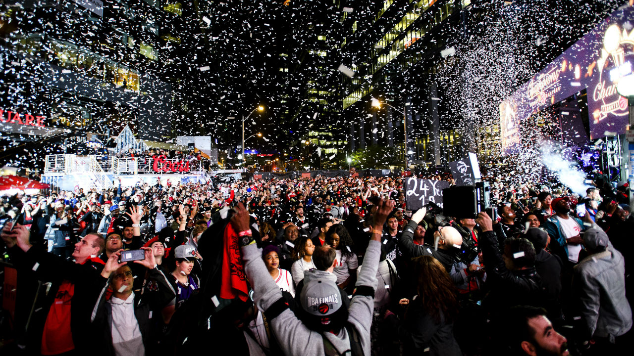 Toronto Raptors' championship parade to be held Monday - Sportsnet.ca