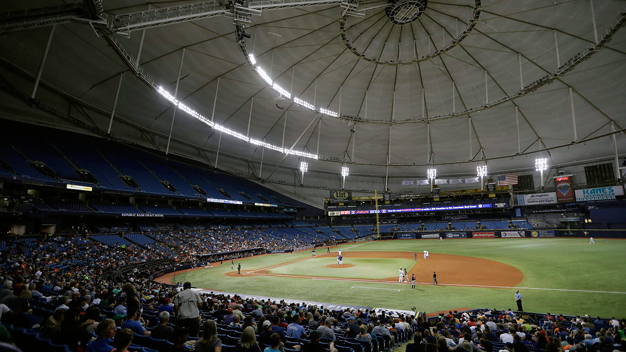 Montreal idea sets stage for Rays' eventual departure from Tampa