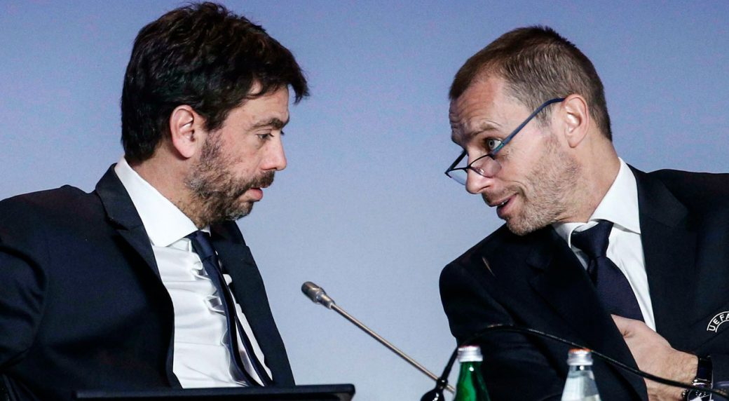 Italian clubs oppose Juventus-led Champions League plan