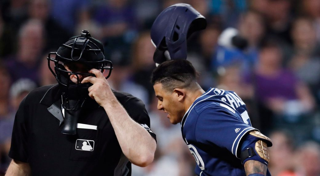 Major League Baseball calls out Umpires' Association over Manny Machado suspension statement