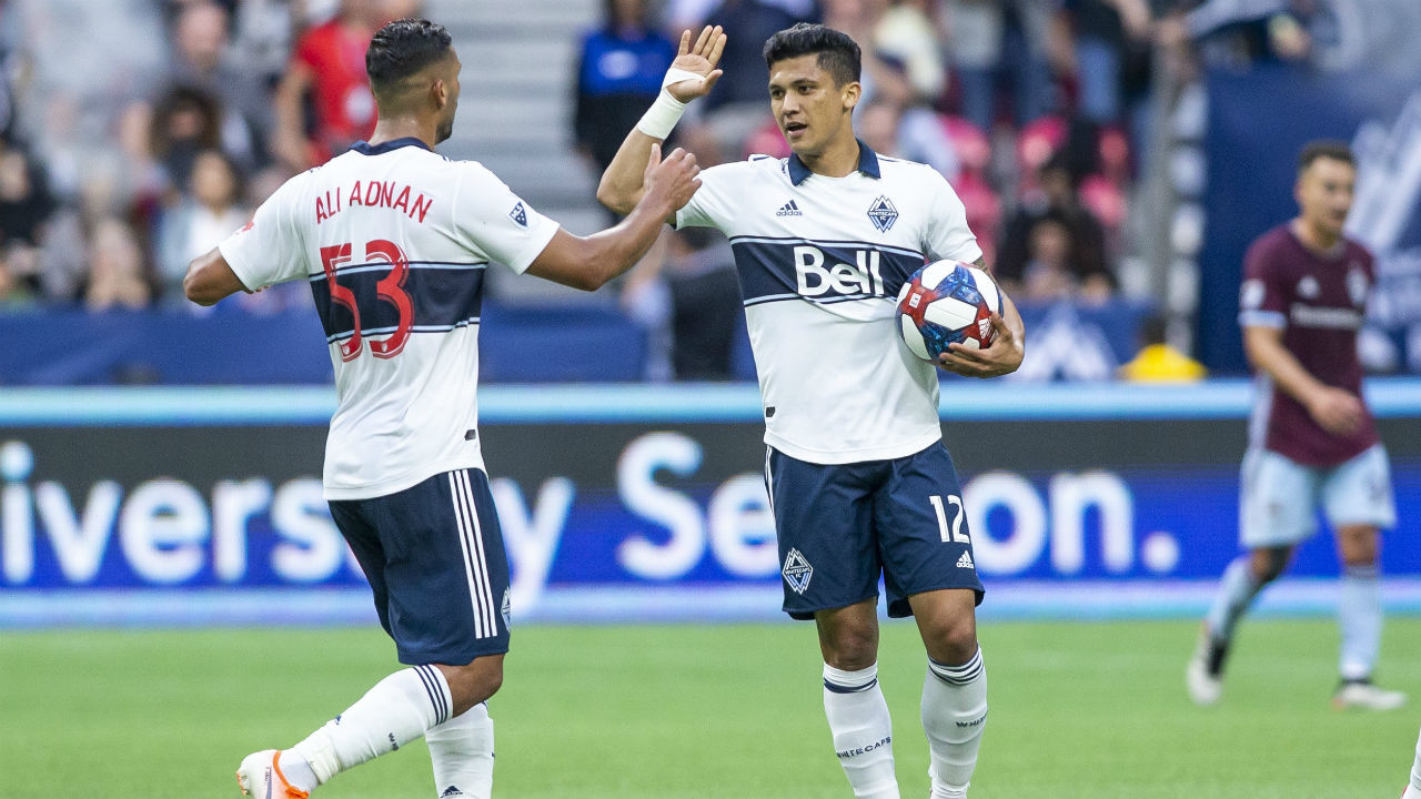 Whitecaps eager to pick up points on four-game road swing