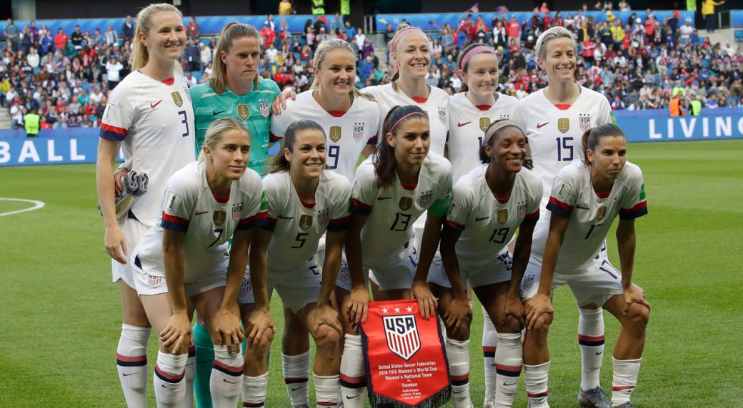 Us Soccer, Womens Team Tentatively Agree To Mediate -4345