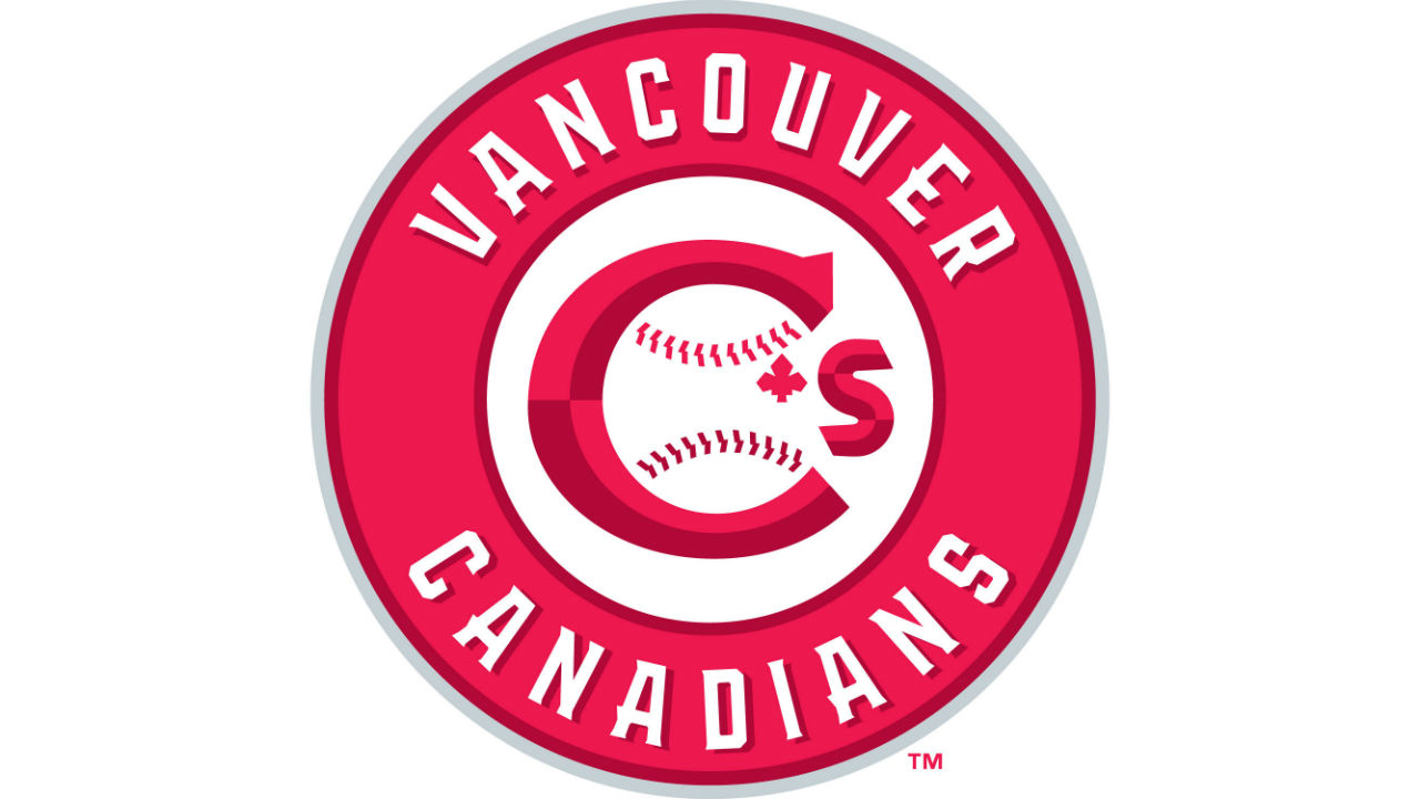 Vancouver Canadians Game Day Logo Image